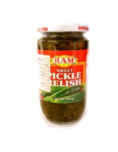 RAM Pickle Relish (Sweet Sandwich Pickle) | Buy Online at The Asian Cookshop